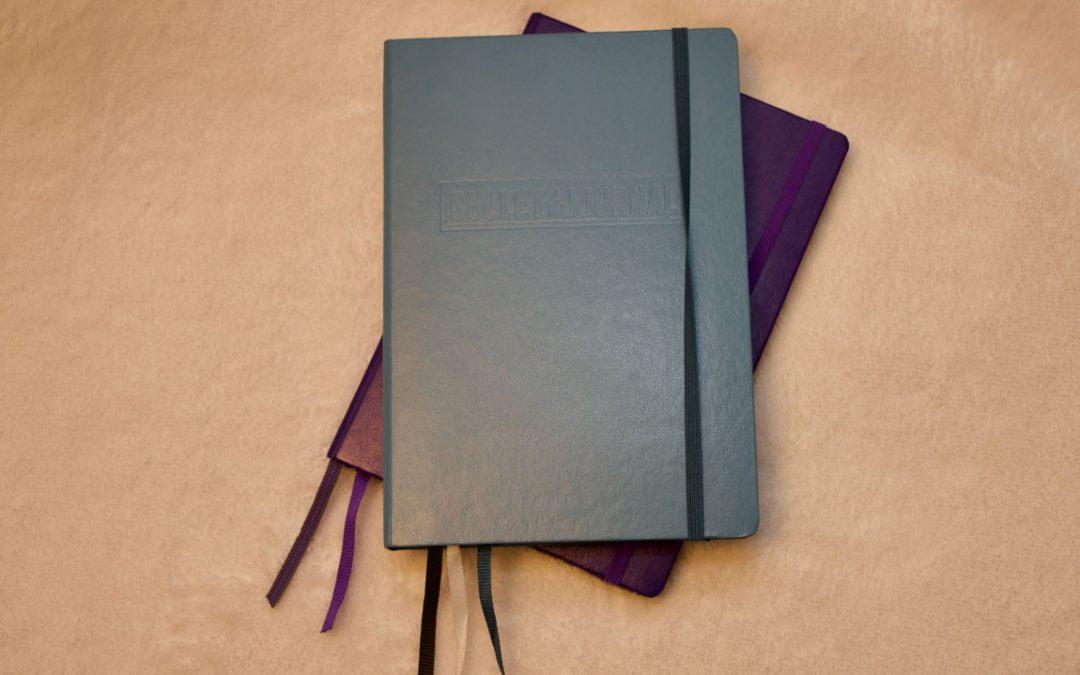 Warum Journaling mehr Klarheit in dein Business bringen kann. Teil 1: das Bullet Journal