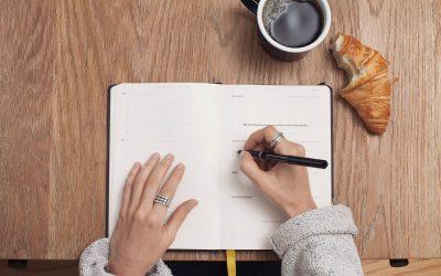 Journaling in (fast) allen Lebenslagen. Teil 2: Für Einsteiger, für Krisenzeiten und bei Blockaden.
