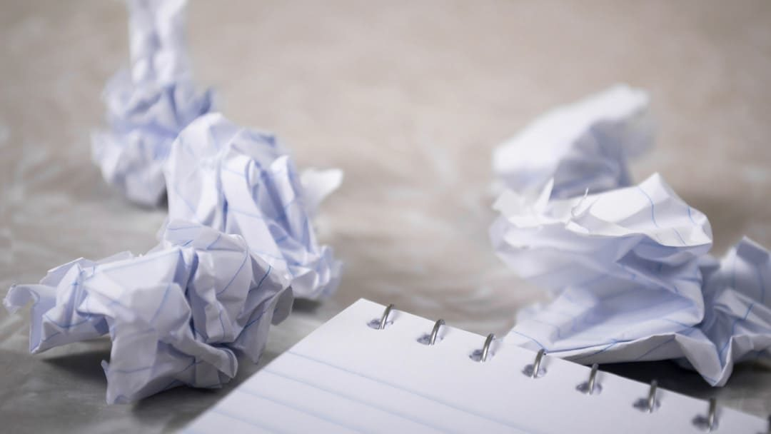 Schreibblockade ade: Fünf Tipps für mehr Leichtigkeit beim Schreiben