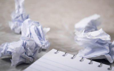 Mehr Leichtigkeit beim Schreiben: Fünf Tipps gegen Schreibblockaden